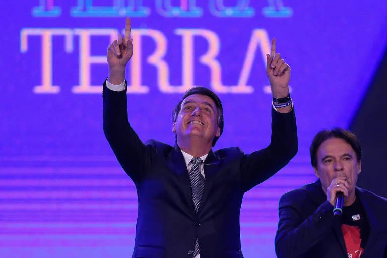 Bolsonaro é epítome do pastor que guia o rebanho desvalido por uma trilha transcendente