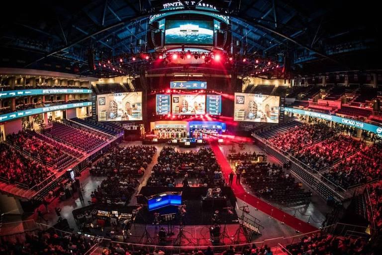 Intel promove final de Counter-Strike com prêmio milionário