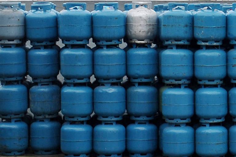 Petrobras aumenta em 4% gás de cozinha para residências