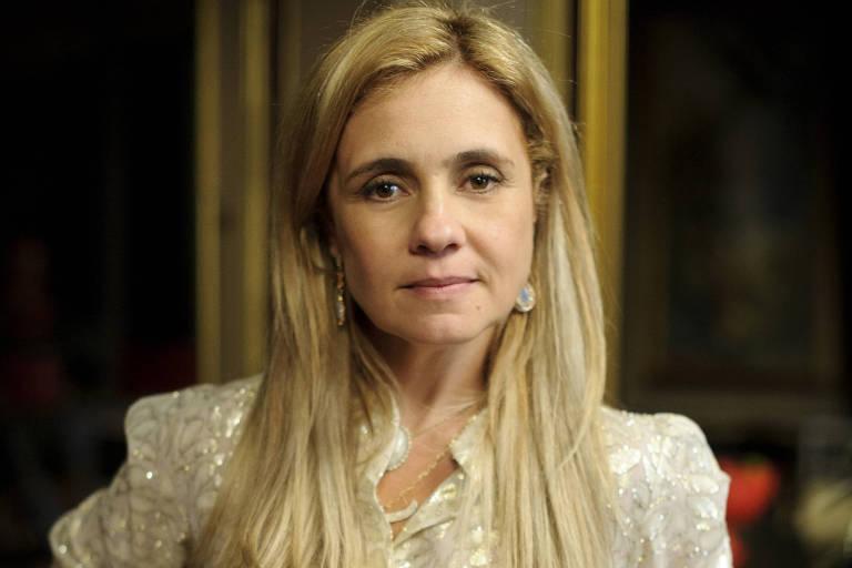 """Adriana Esteves como a personagem Carminha, de """"Avenida Brasil"""" (2012)"""