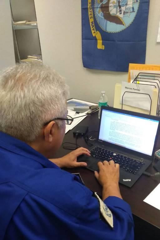 Ministro Marcos Pontes escreve texto para a Folha