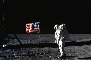 To the Moon and back: mankind's giant leap 50 years on