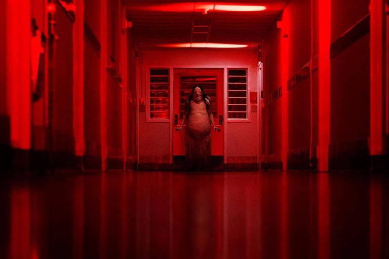 """Cena de """"Histórias Assustadoras para Contar no Escuro"""", escrito por Guillermo del Toro"""