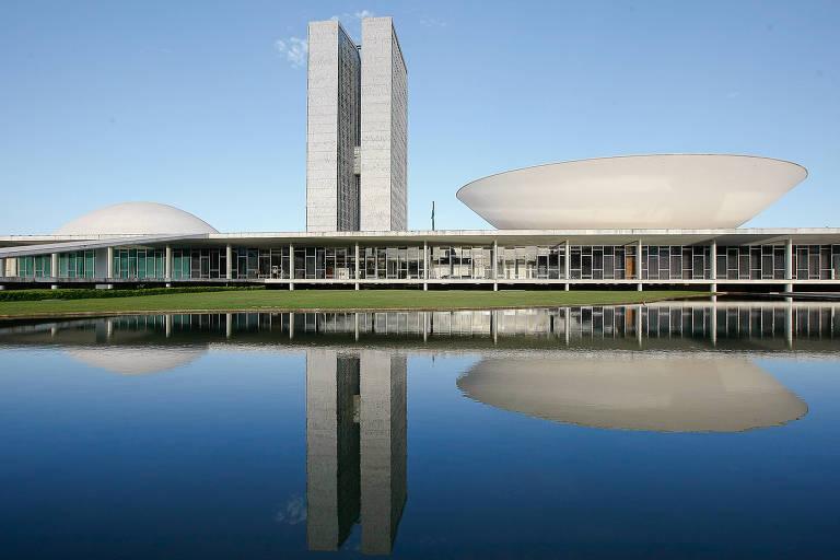 Prédio do Congresso, em Brasília
