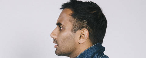 -- MOVED IN ADVANCE AND NOT FOR USE - ONLINE OR IN PRINT - BEFORE MAY 14, 2017. -- Aziz Ansari, whose comedy series