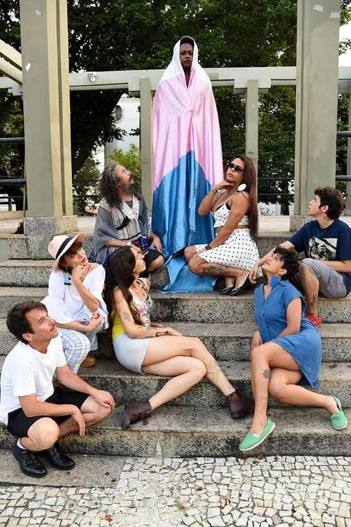 """Peça """"Coroação de Nossa Senhora das Travestis"""" foi retirada da programação de Belo Horizonte por decisão do prefeito Alexandre Kalil (PSD)"""