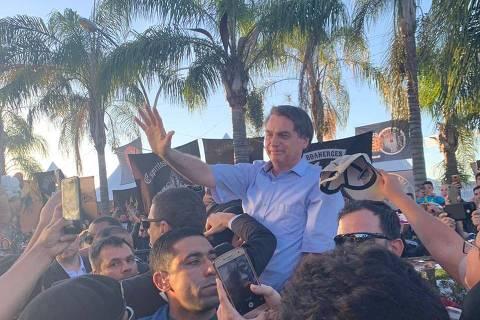 Bolsonaro nega ter falado 'paraíba' como crítica a nordestinos