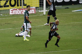 Ceara X Palmeiras Campeonato Brasileiro 2019