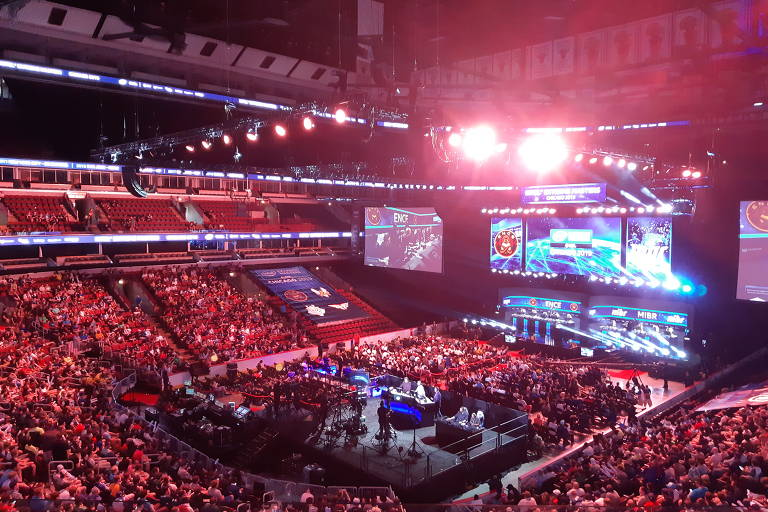 Chicago recebe torneio de 'Counter-Strike'