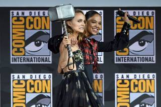 2019 Comic-Con International - Marvel Studios Panel