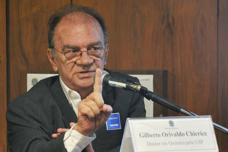 Gilberto Orivaldo Chierice, criador da 'pílula do câncer'