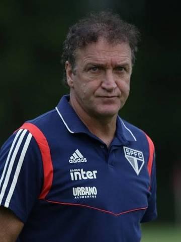 O técnico Cuca assume nesta segunda-feira, 1º de abril de 2019, o comando do São Paulo FC, no CCT da  Barra Funda Crédito: Rubens Chiri/Sãopaulofc.net/Divulgação