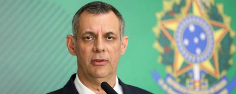 (Brasília - DF, 29/04/2019) Briefing do Porta-voz da Presidência da República, Otávio Rêgo Barros. Foto: José Dias/PR