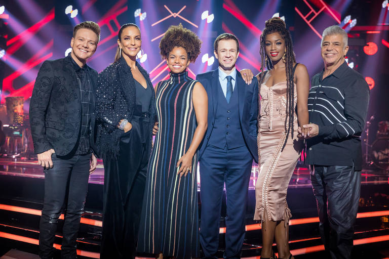 The Voice Brasil 2019
