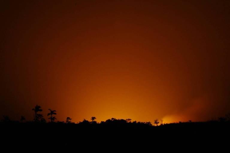 Incêndio na Amazônia