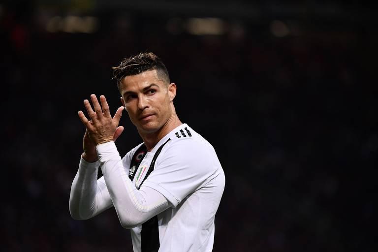 Cristiano Ronaldo vai disputar a sua segunda temporada pela Juventus, na Itália