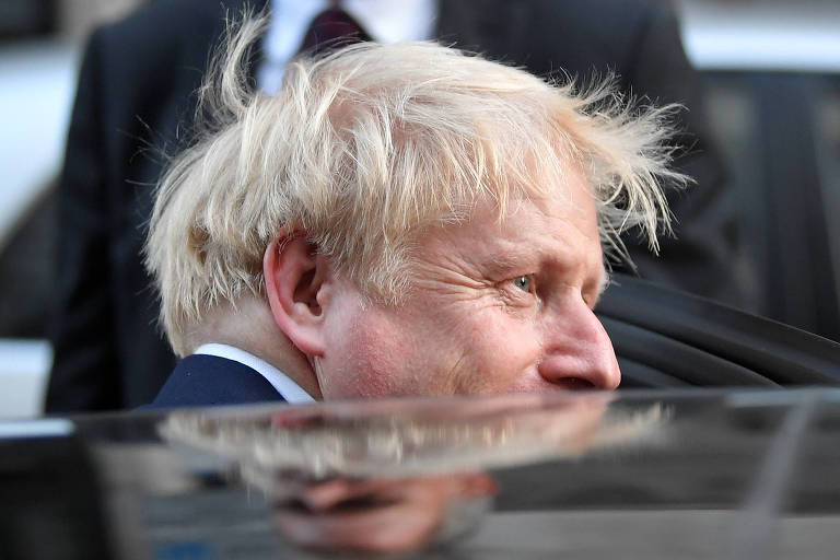 Boris Johnson, novo líder do Partido Conservador
