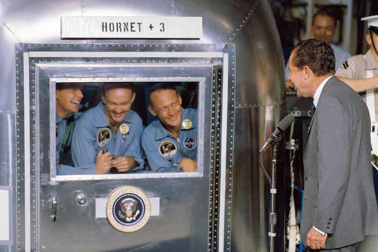 No retorno da Apollo 11, risco biológico era o maior temor