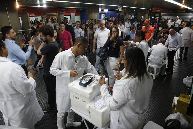 Mutated Measles Virus Is Responsible for New Outbreak in São