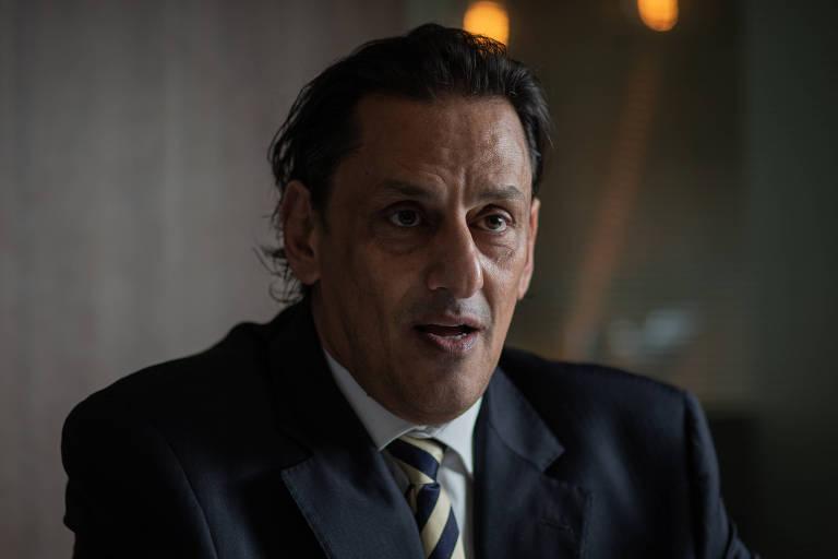 Frederick Wassef, advogado do senador Flávio Bolsonaro (PSL-RJ)