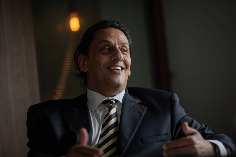 Frederick Wassef, advogado do senador Flávio Bolsonaro