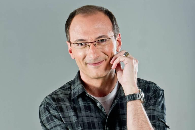 Britto Jr. diz que Luana Piovani precisa de um homem de verdade e que faltam héteros no mercado