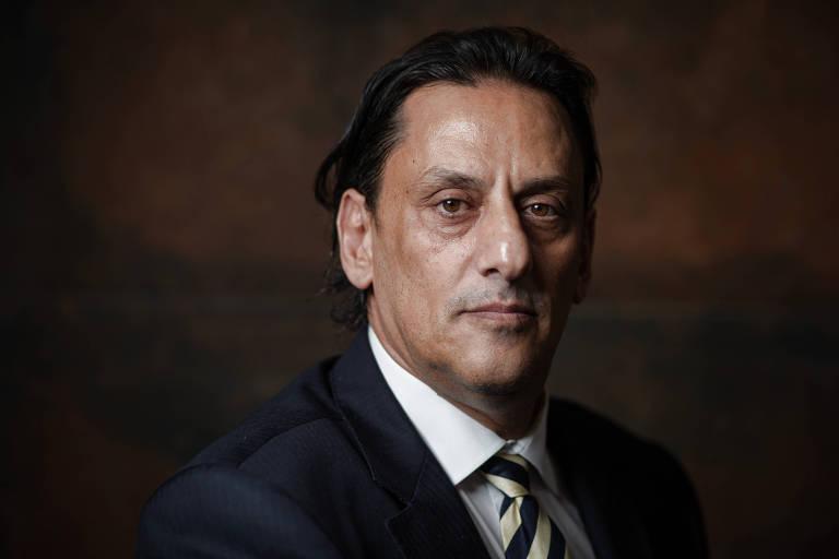 O advogado Frederick Wassef, ligado à família Bolsonaro
