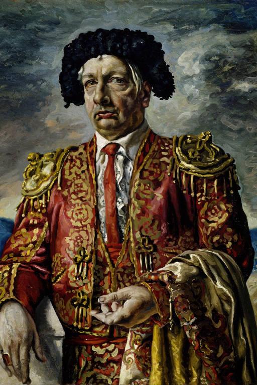 Veja obras do italiano Giorgio de Chirico