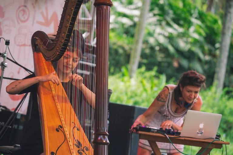 Festival de Artes Performáticas ocupa Burle Marx
