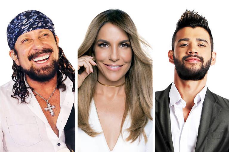 Bell Marques, Ivete e Gusttavo Lima participarão do Fortal 2019