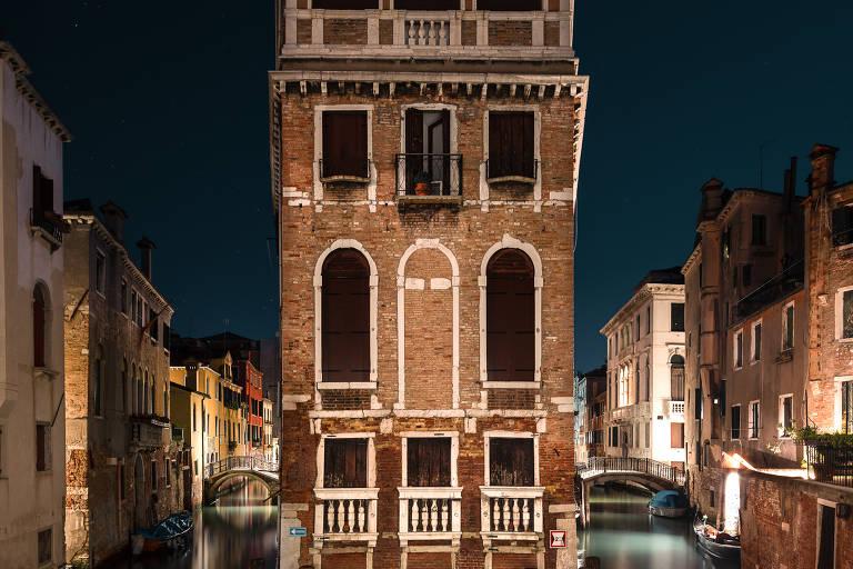 Áreas vazias de Veneza