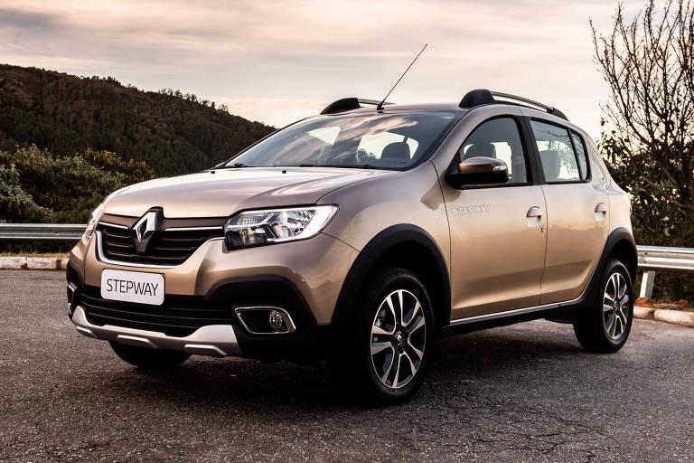 Renault Stepway 2020 é reestilizado e ganha câmbio automático