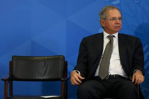 Guedes volta a defender imposto sobre transações financeiras