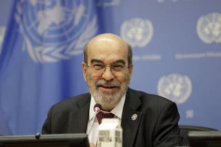UN-FAO-REPORT-FOOD SECURITY-NUTRITION-PRESS BRIEFING
