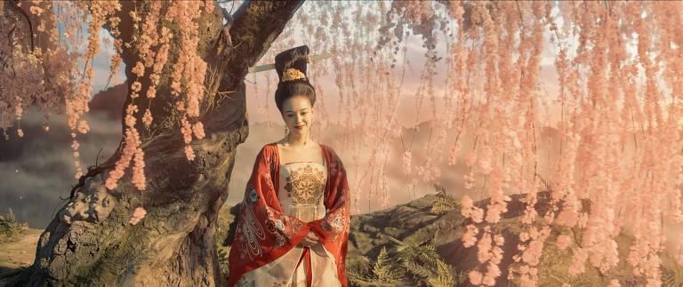Veja imagens de 'O Mistério do Gato Chinês'