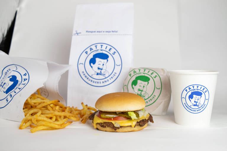 Patties serve hambúrgueres por preço acessível