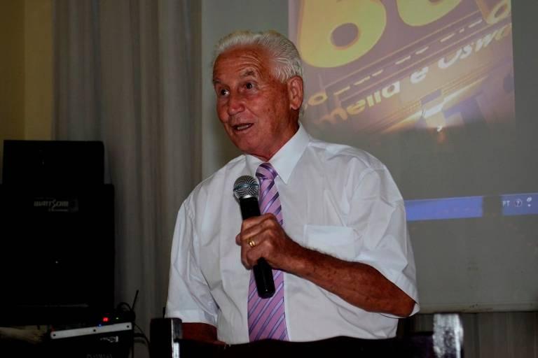 Osvaldo Jesus Nadaleto, o sindicalista de família ítalo-brasileira gostava de fazer tudo com as próprias mãos
