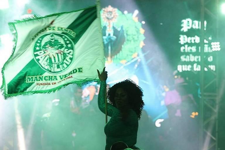 Mancha Verde recebe festa junina