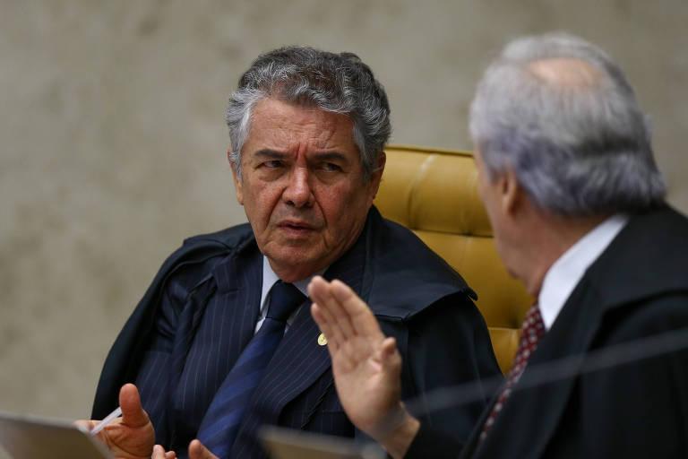 Marco Aurélio diz ser 'inconcebível' procurador de 1ª instância investigar o STF