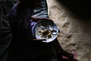 BA - fome no país