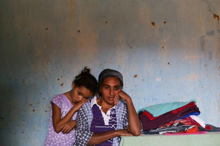 Famílias ainda passam fome no Brasil