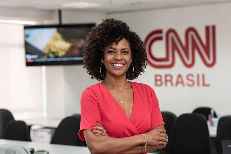Luciana Barreto na CNN Brasil