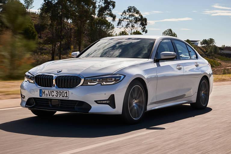 BMW vende Série 3 mais barato em aplicativo