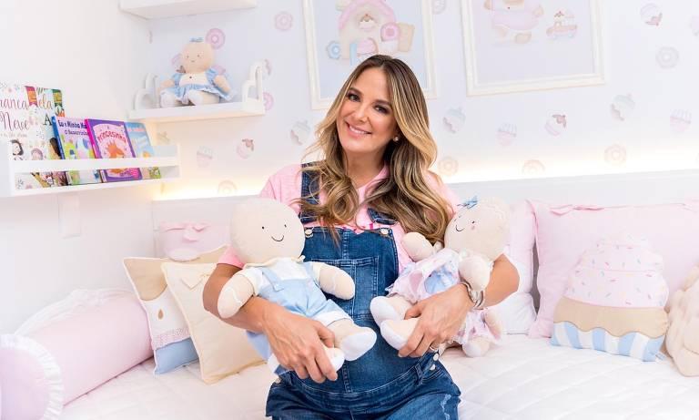 Fotos do quarto da Manuella, filha de Ticiane Pinheiro e César Tralli