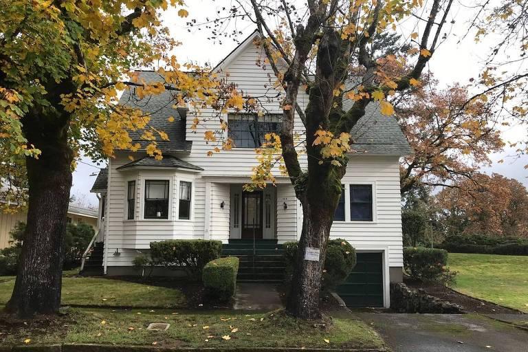 Casa que serviu de cenário para o filme 'Crepúsculo' (2008) pode ser alugada no Airbnb