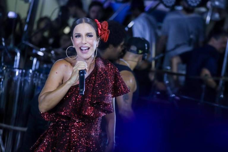 Ivete Sangalo estreia bloco Village no Fortal 2019
