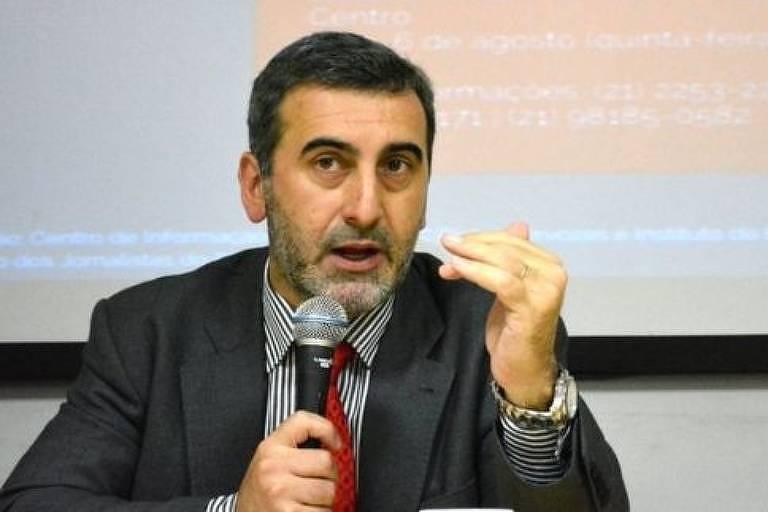 O advogado chileno Edson Lanza, principal autoridade da OEA para a liberdade de expressão
