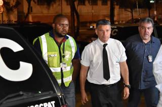 Assalto no Aeroporto de Guarulhos