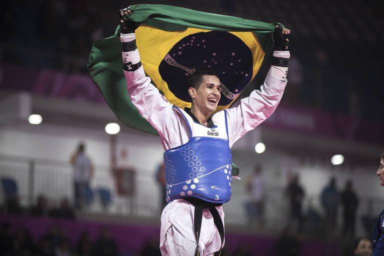 Netinho quer provar ser 'melhor que os outros caras' e dedicar medalha nas Olimpíadas ao pai