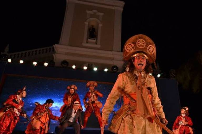 A expulsão de Lampião é celebrada em Mossoró com uma festa e apresentações teatrais